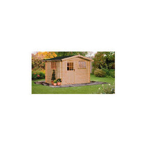Photo of Finnlife Lampi Wooden Cabin Shed
