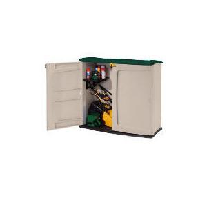 Photo of Keter Horizontal Plastic Storage Cupboard Household Storage