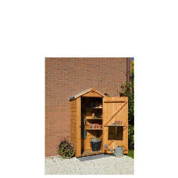 Walton Apex Shiplap Potting Shed Reviews