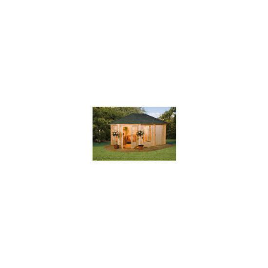 Finnlife Reikko Wooden Corner Cabin