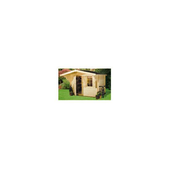 Finnlife Jarvi Wooden Cabin