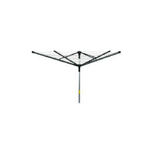 Photo of Minky Rotalift Plus Graphite Airer 4ARM 60M Clothes Airer