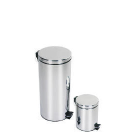 Tesco 30L & 5L Pedal bin set Reviews
