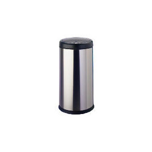 Photo of Simplehuman 40L Round Soft Touch Bin Bin