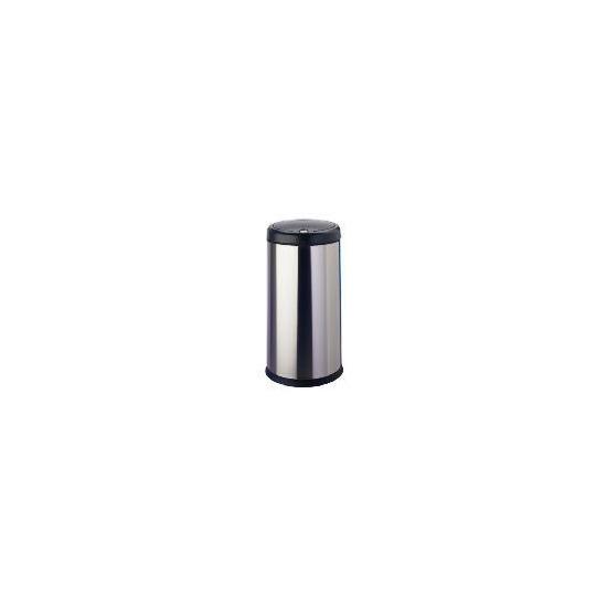 Simplehuman 40L round soft touch bin