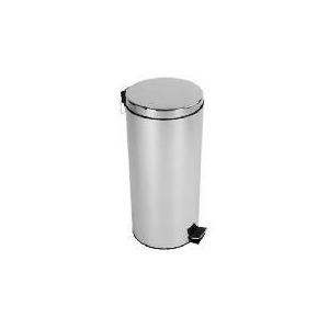 Photo of Tesco 30L Stainless Steel Pedal Bin Bin