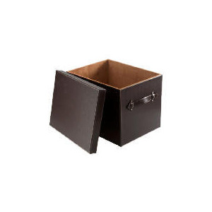 Photo of Faux Leather Trunk Household Storage