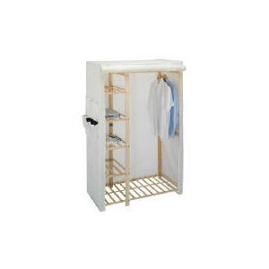 Photo of Canvas Wardrobe Household Storage