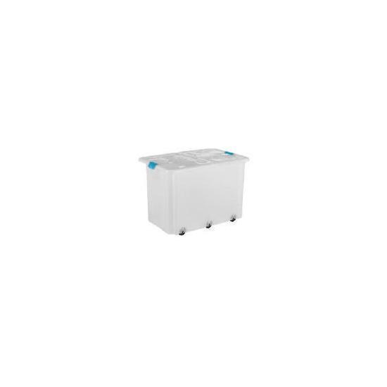 Tesco 105L mega crate