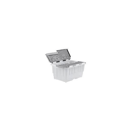Tesco 20L flip lid box 3 pack