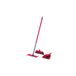 Photo of Vileda Wood Mop Kit Cleaning Accessory