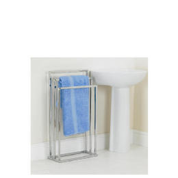 Chromed 3 Tier Towel Stand Reviews