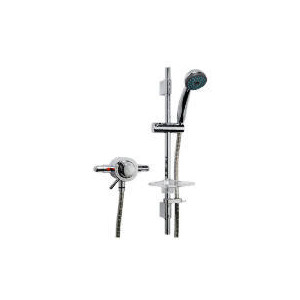 Photo of Triton Thermostatic Concentric Mixer Shower Bathroom Fitting