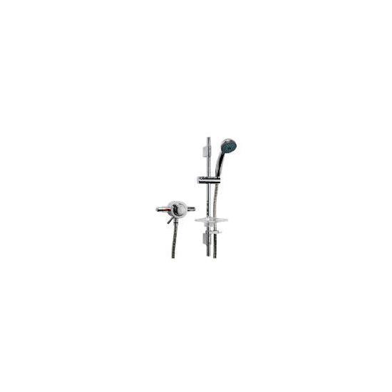 Triton Thermostatic Concentric Mixer Shower