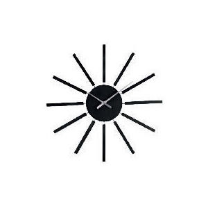 Photo of LC Wood Spoke Wall Clock Clock