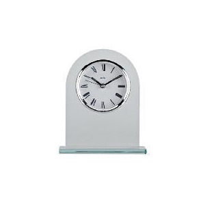 Photo of Acctim Glass Mantle Clock Clock