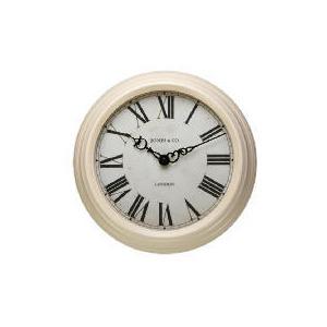 Photo of Jones & Co Savoy Cream Wall Clock Clock