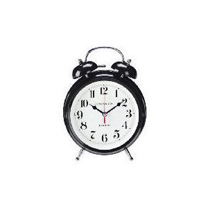 Photo of Jones & Co Bell Alarm Large Black Clock