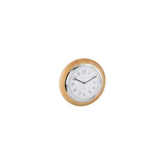 Acctim Radio Controlled Wood Clock