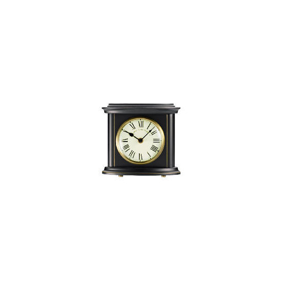 Acctim Mantle Clock, Black