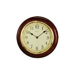 Photo of Acctim Boston Wood Wall Clock Clock