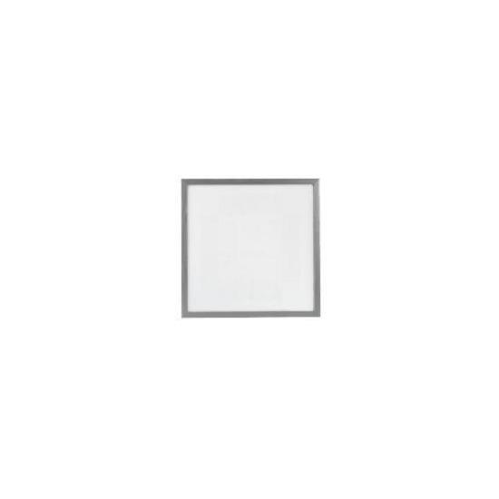 Backloader Frame 40x40cm, Silver Effect
