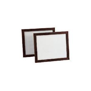 Photo of Backloader Frame Twin Pack 20X25CM, Brown Home Miscellaneou