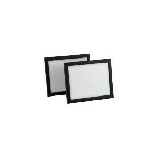 Photo of Backloader Frame Twin Pack 20X25CM, Black Home Miscellaneou