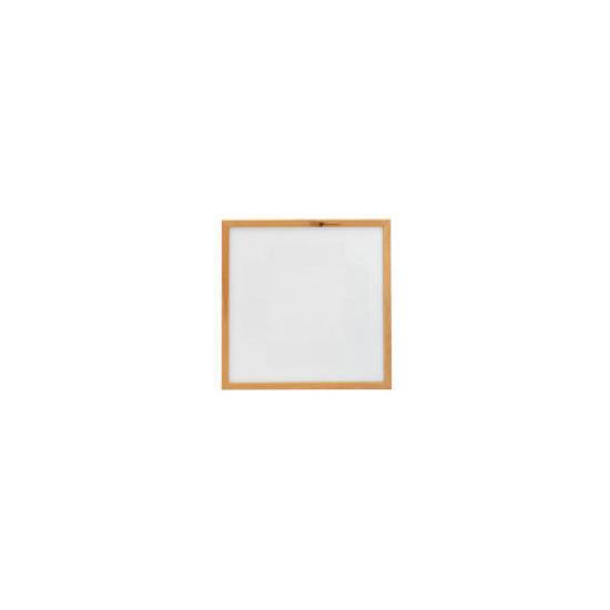 Backloader Frame 40x40cm, Beech Effect