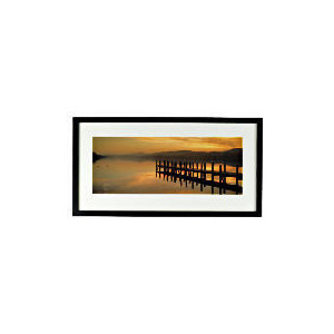 Photo of Sunset Pier Frame Home Miscellaneou