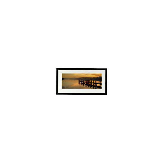 Sunset Pier Frame