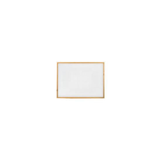Backloader Frame 60x80cm, Beech Effect