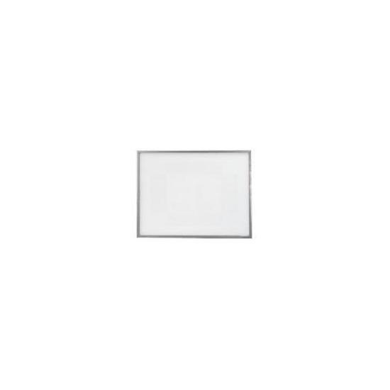 Backloader Frame 60x80cm, Silver Effect