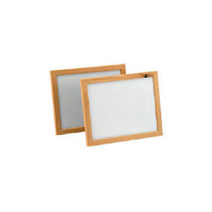 Photo of Backloader Frame Twin Pack 20X25CM, Beech Effect Home Miscellaneou