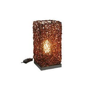 Photo of Rattan Table Lamp Lighting