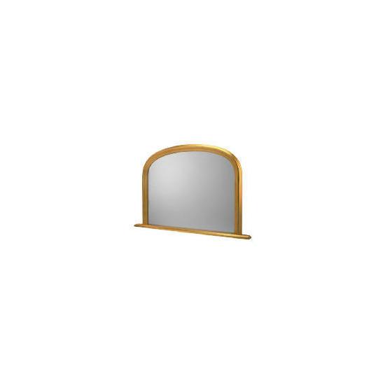 Arch Overmantle Mirror 77x117cm