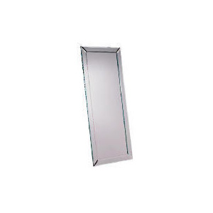 Photo of Contemporary Bevelled Mirror 42X100 cm Home Miscellaneou