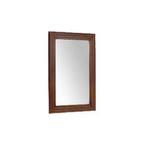 Photo of Tesco Multi Profile Wood Mirror 42X62CM Furniture