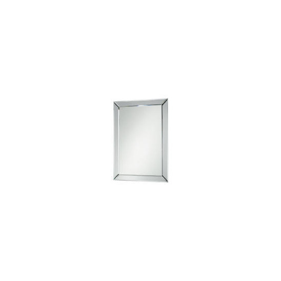 Contemporary Bevelled Mirror 45x64cm