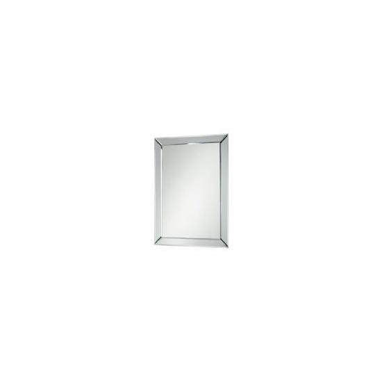 Contemporary Bevelled Mirror 45x64cm