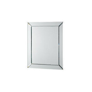 Photo of Contemporary Bevelled Mirror 40X50CM Furniture
