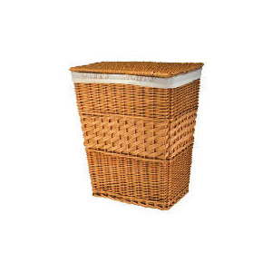 Photo of Lights and Darks Laundry Basket Household Storage