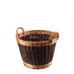 Wicker log basket Reviews