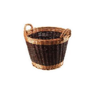 Photo of Wicker Log Basket Household Storage