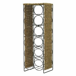 Photo of Seagrass Wine Rack 12 Bottles Household Storage