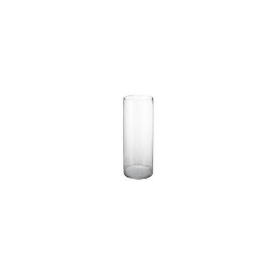 Glass Cylinder Vase 50cm