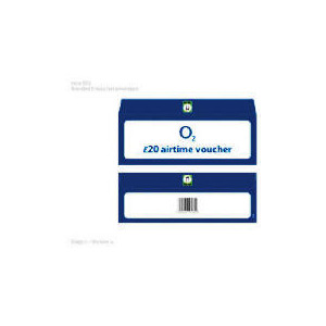 Photo of O2 E VOUCHER 20.00 Mobile Phone Accessory