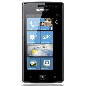 Photo of Samsung Omnia W GT-I8350 Mobile Phone