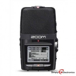 Zoom H2n Reviews