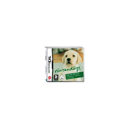 Nintendogs - Labrador & Friends (DS)